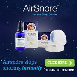 stop snoring help